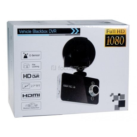 FULL HD DVR CAR CAMERA CARCAM 1080