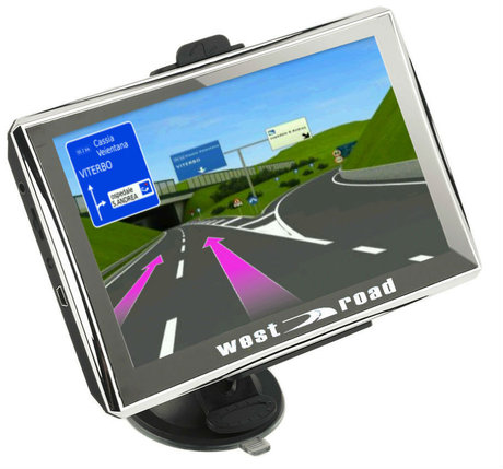 GPS НАВИГАЦИЯ WEST ROAD WR-S5256M EU