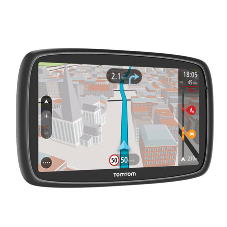 GPS НАВИГАЦИЯ TOMTOM GO 5100 WORLD LM