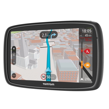 GPS НАВИГАЦИЯ TOMTOM GO 6100 WORLD LM