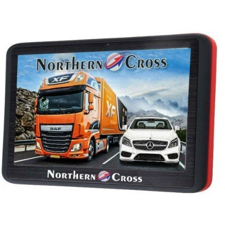 GPS НАВИГАЦИЯ NORTHERN CROSS NC-512S EU