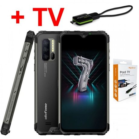 ULEFONE ARMOR 7+TV ТУНЕР МОБИЛЕН ТЕЛЕФОН
