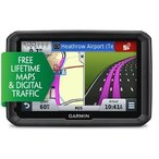 GPS НАВИГАЦИЯ ЗА КАМИОН GARMIN DEZL 770LMT EU, LIFETIME MAPS, BLUETOOTH, ТРАФИК, 7 ИНЧА