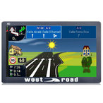 GPS НАВИГАЦИЯ WEST ROAD WR-X256S EU