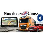 GPS НАВИГАЦИЯ NORTHERN CROSS NC-712S BT AV IN EU