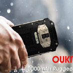OUKITEL WP2, 4G-LTE, IP68 МОБИЛЕН ТЕЛЕФОН